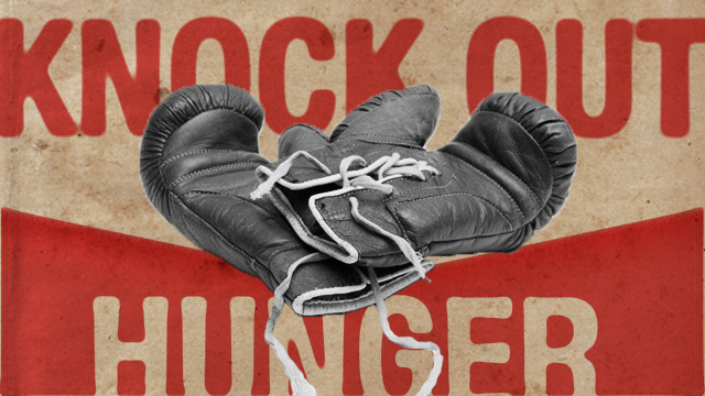 Knock Out Hunger!